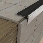 Paslanmaz Çelik Merdiven Profilleri